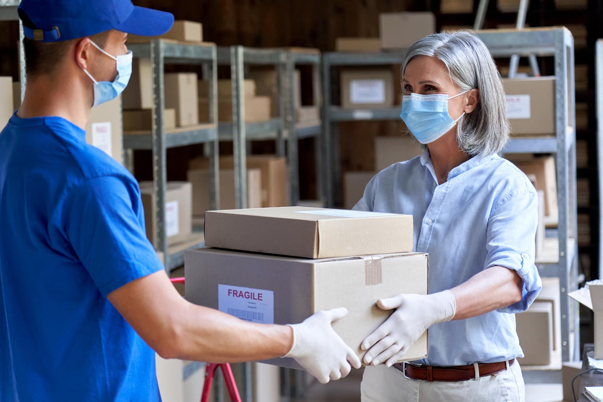 Coronavirus: Aktuelle Informationen zum Paketversand
