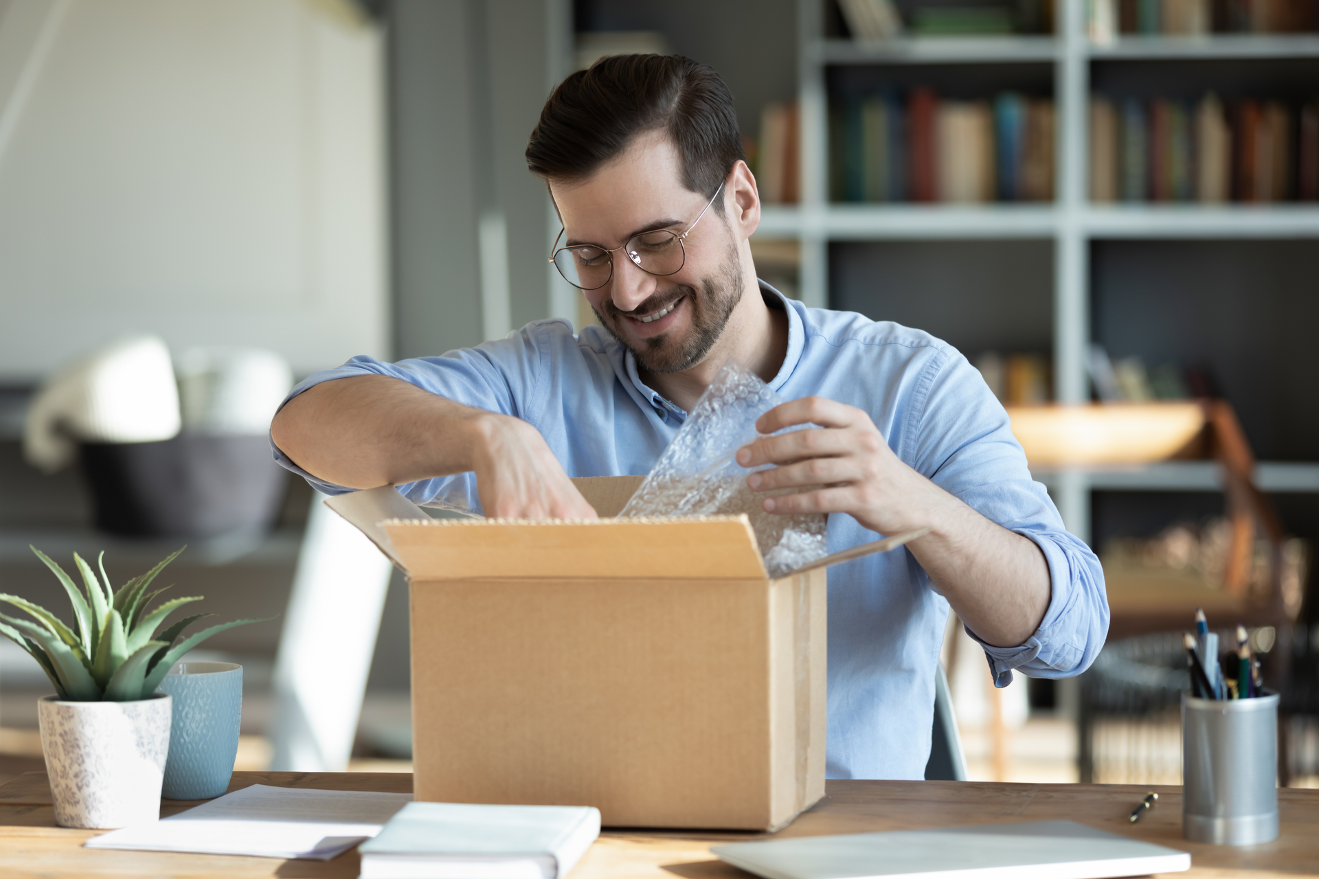 Pakete richtig Verpacken & Versenden